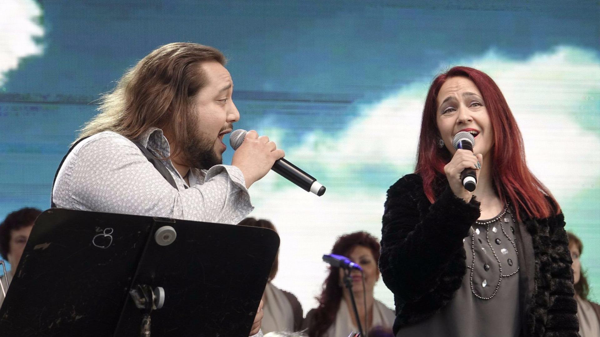 Теодора Петрова и Борис Тасков
