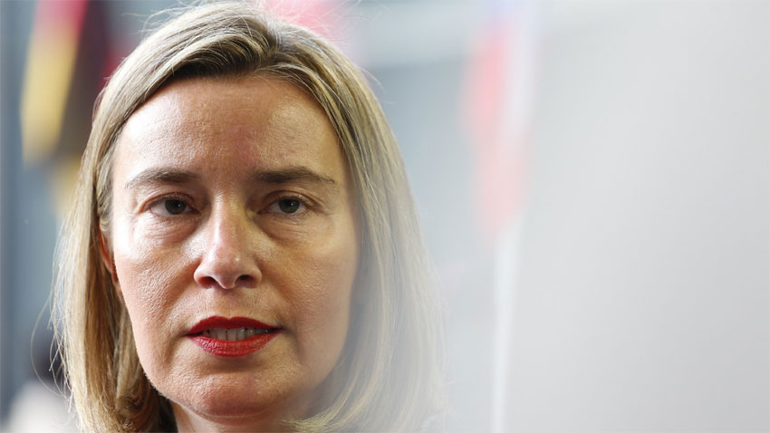 Federica Mogherini called all EU countries and those from the Western Balkans to attend the Sofia meeting on May 17
