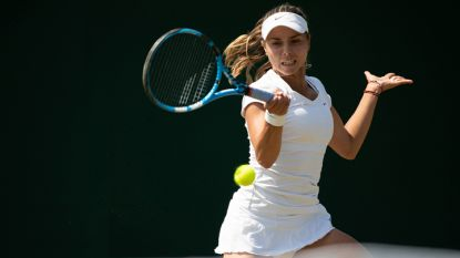 Виктория Томова започна с чиста победа