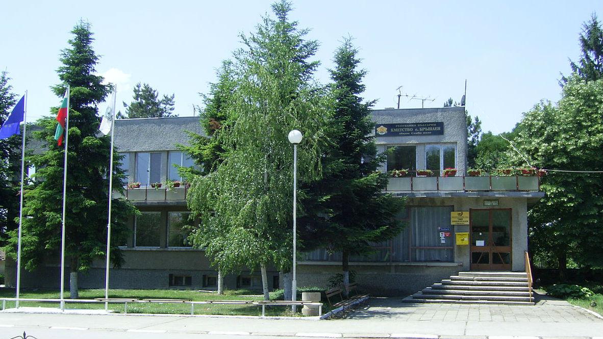Село Бръшлен
