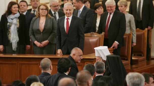 Днес -19 април, новоизбраното 44-то Народно събрание провежда първо заседание.