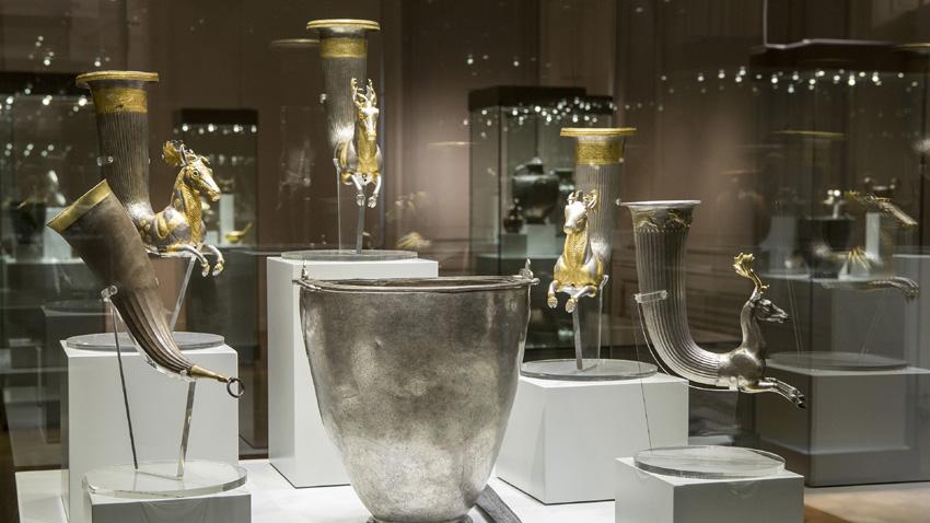 Експонати от изложбата