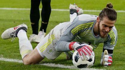 Давид де Хеа не е доволен от новата топка