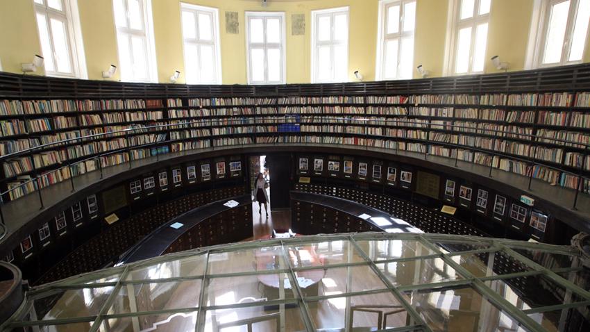 През 2018 г. Университетската библиотека в Алма Матер чества своята 130-годишнина