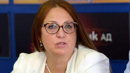 Д-р Галинка Павлова - заместник-председател на БЛС