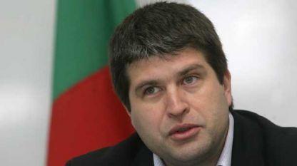 The spokesperson of the National Revenue Agency Rosen Bachvarov