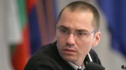 Bulgaria's MEP Angel Dzhambazki
