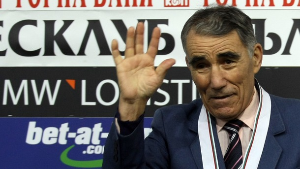Boksieri legjendar Boris Georgiev - Mokata