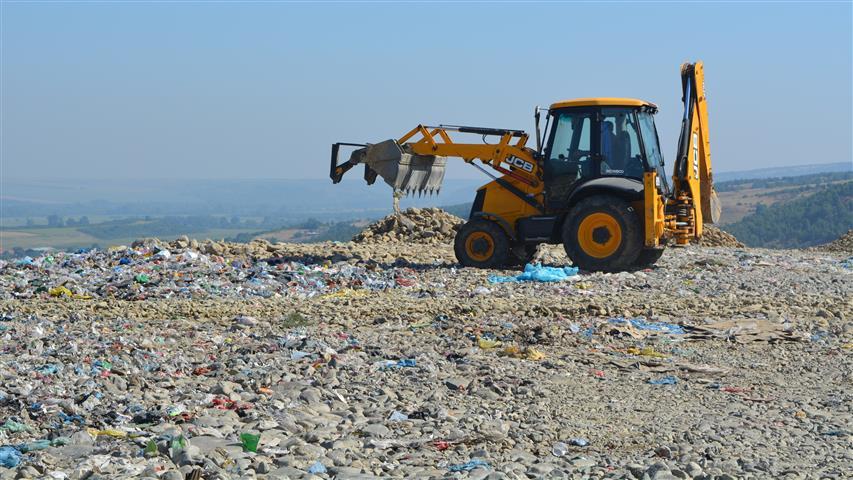 Депото за отпадъци в Монтана