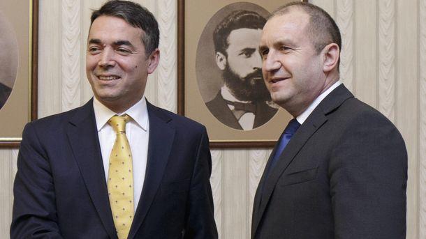"""Президентът Румен Радев се срещна на Дондуков"""" 2 с външния"""
