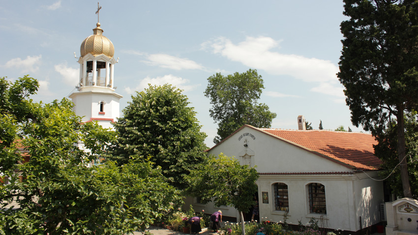El monasterio de San Jorge