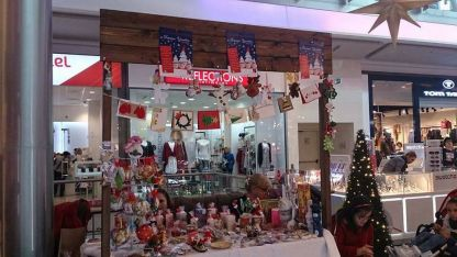 Благотворителният базар миналата година