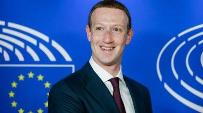 Основателят на Фейсбук Марк Зукърбърг бе изслушан в Европейския парламент.