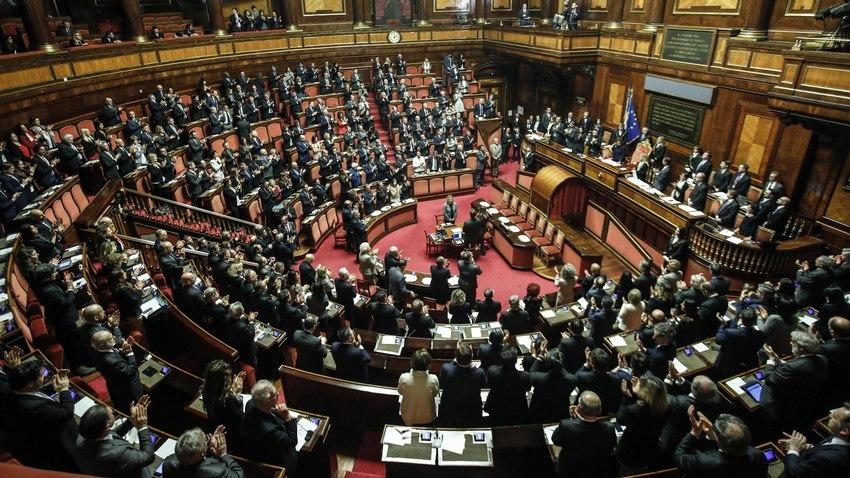 Италианския Сенат