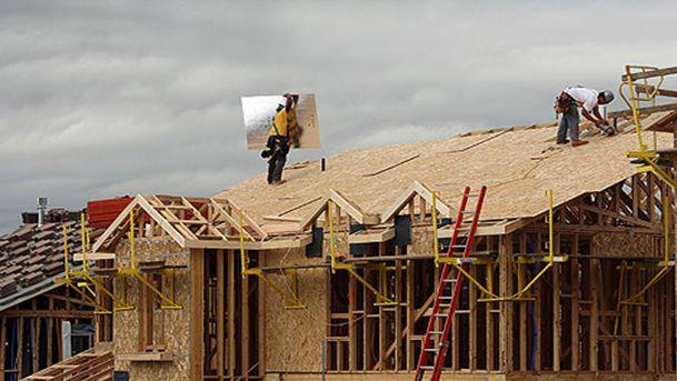 Спад на новото жилищното строителство в САЩ през февруари с близо 9 на сто