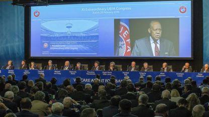 В Изпълкомът на УЕФА влиза жена