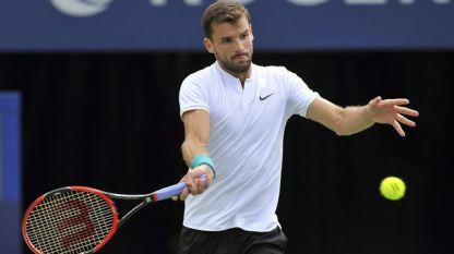 Григор Димитров приключи участието си на турнира в Торонто