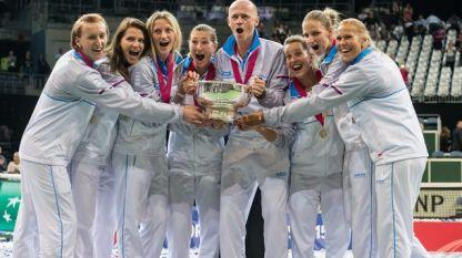 """Чехия иска да спечели за 11-и път """"Фед къп"""""""