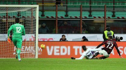 Кевин-Принс Боатенг вкара втория гол при победата на