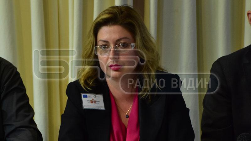 Зорница Даскалова, изпълнителен директор на Агенция по вписванията