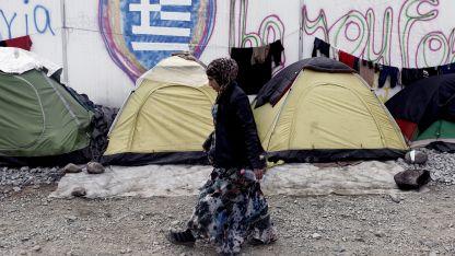мигранти в Гърция
