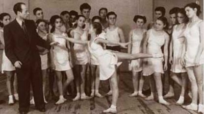 Анастас Петров – патриархът на българския балет