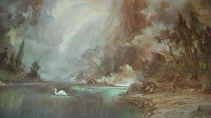 """""""Лебедът на Туонела"""" от Габриел да Джонг"""