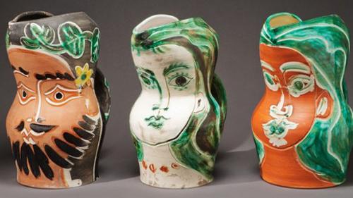 Керамика на Пикасо и Шагал от музеи във Франция ще бъде показана у ...