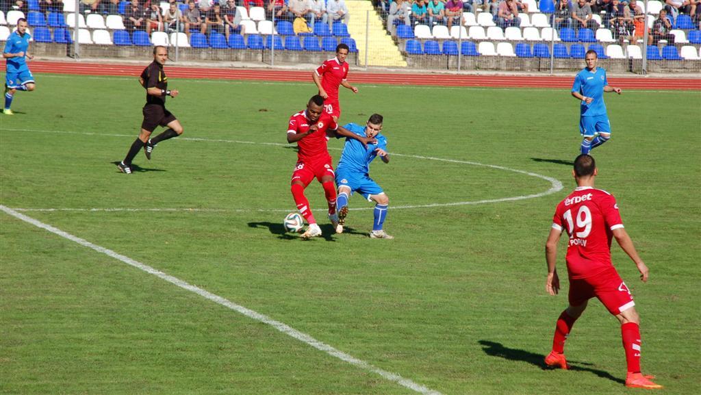 Монтана отстрани ЦСКА с 2:1 в турнира за Купата на България