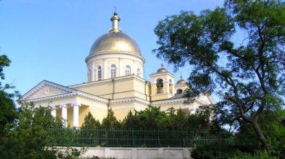 Церквь Святого Преображения Господня в Болграде