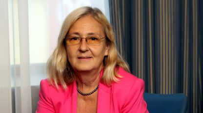Professor Mira Kozhuharova