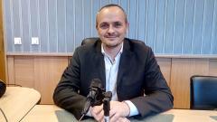 Политологът Георги Киряков