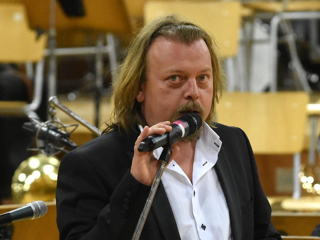 Диригентът на ОНМ Димитър Христов