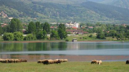 La aldea de Chelopech