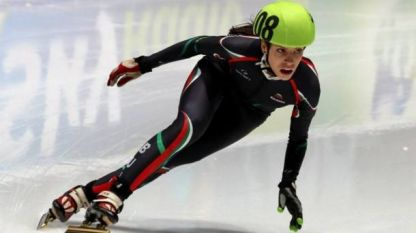 Катрин Маноилова остана на 20-то място в спринта на 500 метра в Световната купа по шорттрек