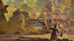 """""""Жена с кобилица"""", 1933."""