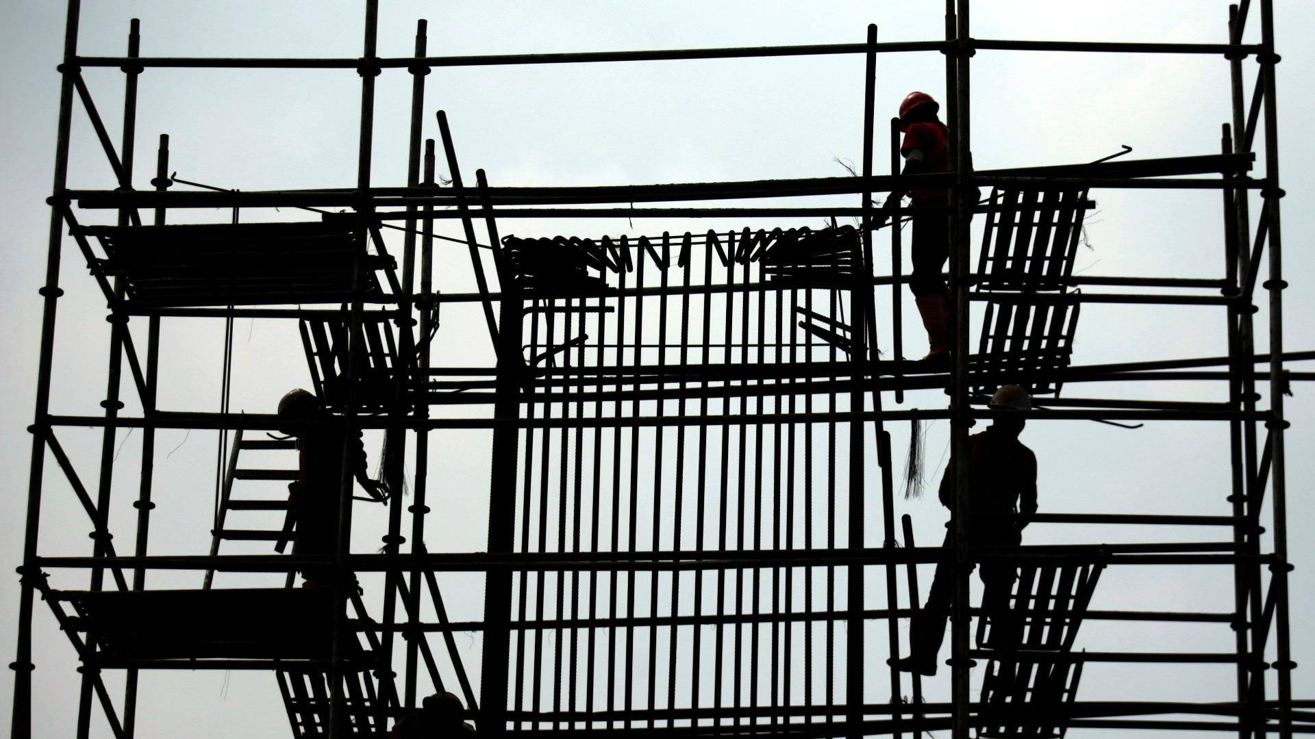Проверките установили нарастване на нарушенията при мерките за безопасност, особено при работа на височина.