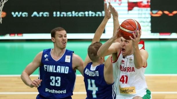 Баскетболистите започнаха със загуба световните квалификации