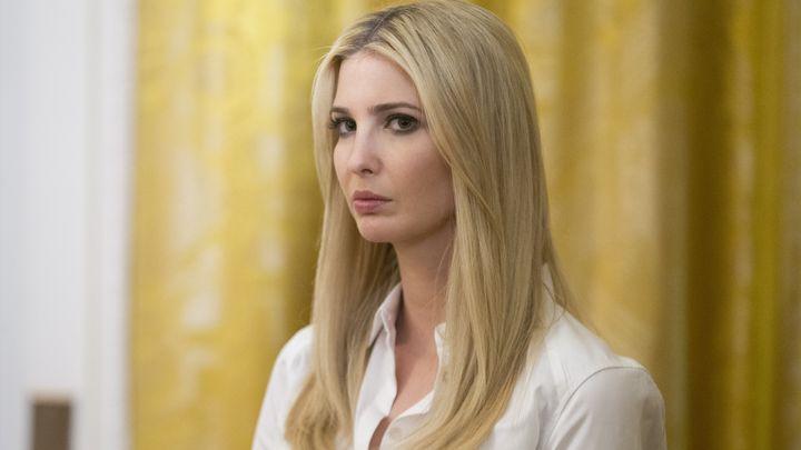 Дъщерята на US президента Доналд Тръмп - Иванка Тръмп е