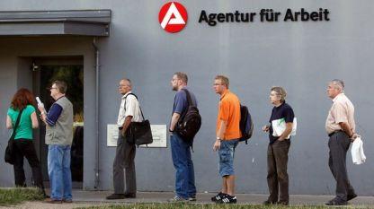 Бюро по труда в Германия