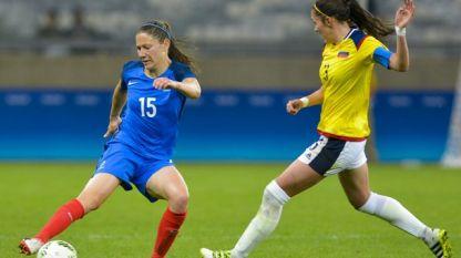 Бразилия започна с победа футболния турнир при жените в Рио де Жанейро