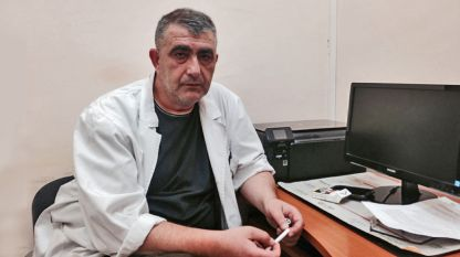 Д-р Николай Хубанов