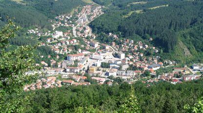 Rajoni i qytetit Trën