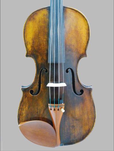 Цигулка на Захариас Фишер от 1803 г.