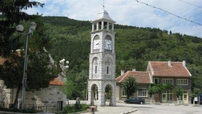 Часовникова кула, община Чупрене