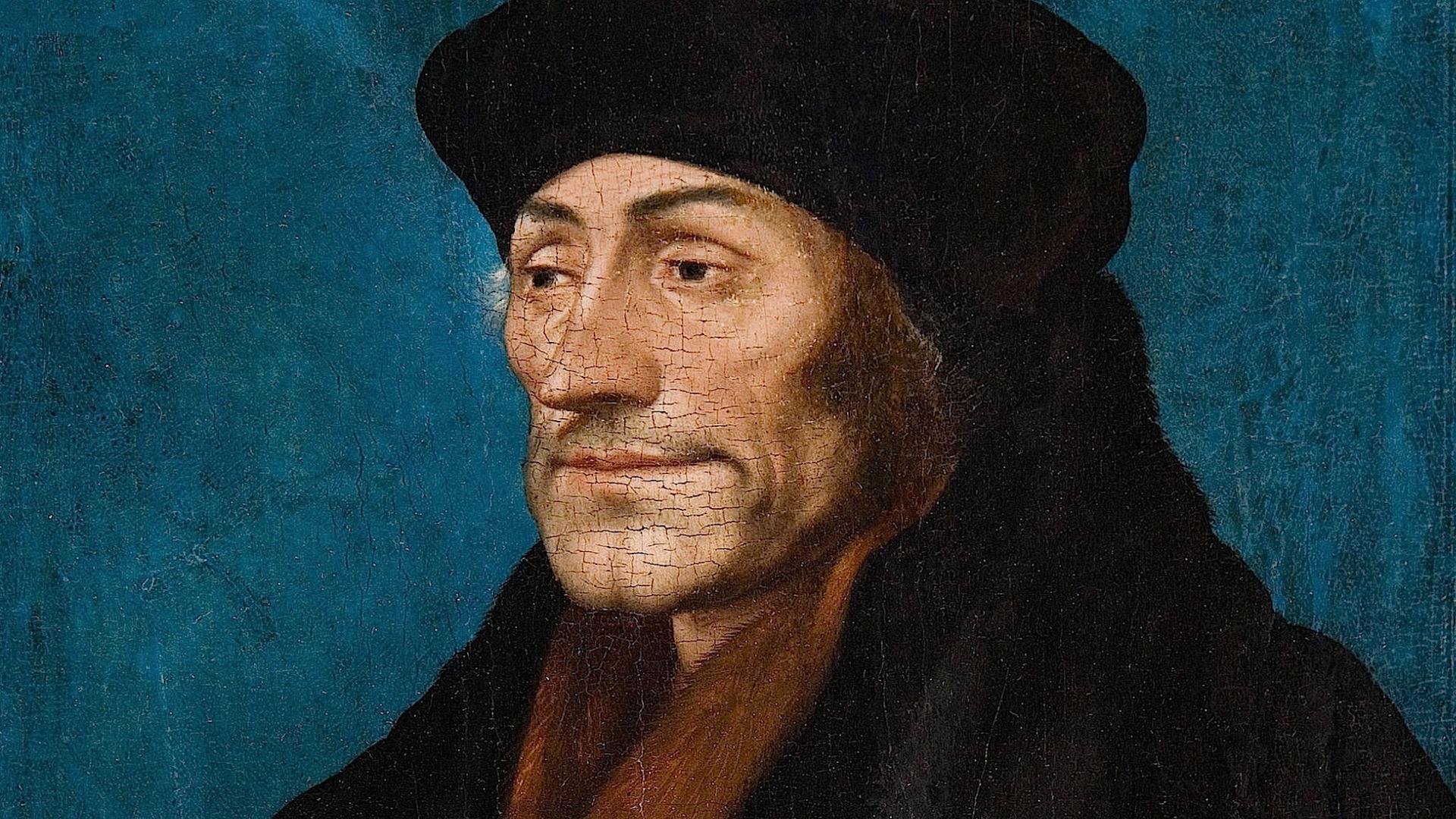 """Някои наричат Еразъм Ротердамски """"принцът на хуманизма"""", други – """"Волтер"""