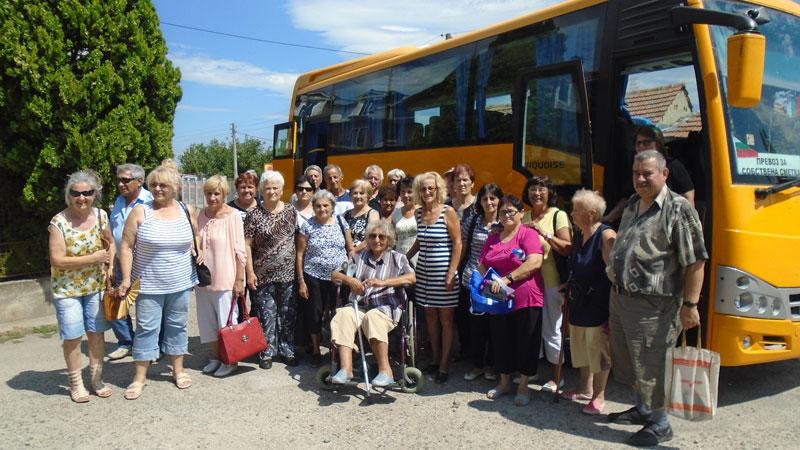 Новоселяни посетиха сръбския град Неготин.