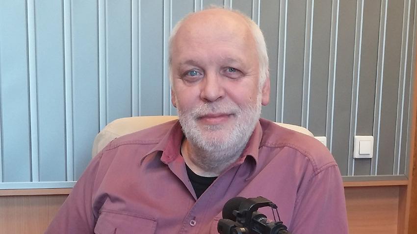 Пламен Димитров, председател на Дружеството на психолозите в България.
