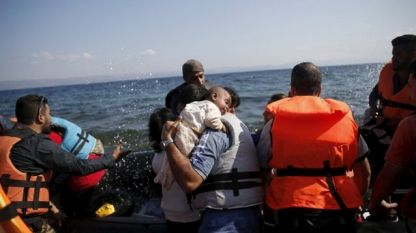 Само за ден на остров Лесбос пристигнаха 600 мигранти
