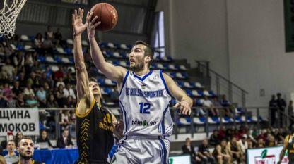 Баскетболистите на Рилски спортист очакват жребия следващата седмица.